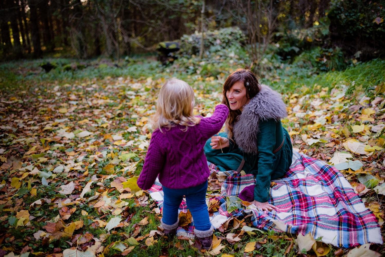 Hotwell House Autumn Mini-Sessions
